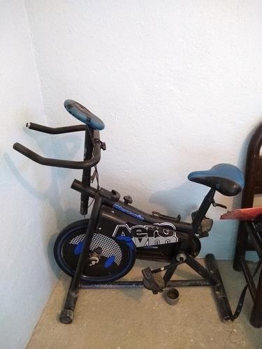 bicicleta eliptica fija ejercitador acondicionamiento físico