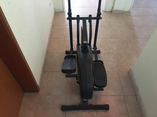 bicicleta eliptica iron body
