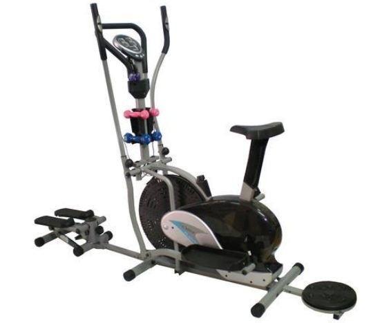 Bicicleta eliptica multifuncional 10en1 disco escaladora s 779 99 en mercado libre - Beneficios de la bici eliptica ...