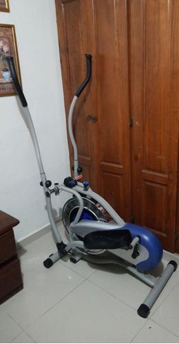bicicleta elíptica orbitrek élite nueva