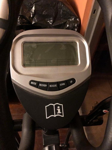 bicicleta elíptica oxford elliptical be5940 pro