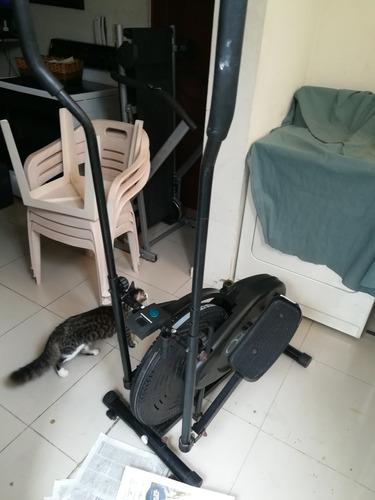 bicicleta elíptica para ponerte en forma