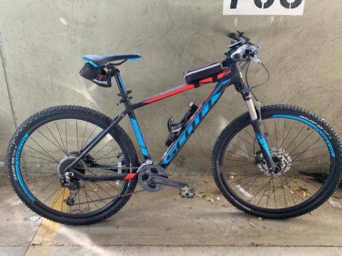 bicicleta en excelente estado papeles al día rin número 27