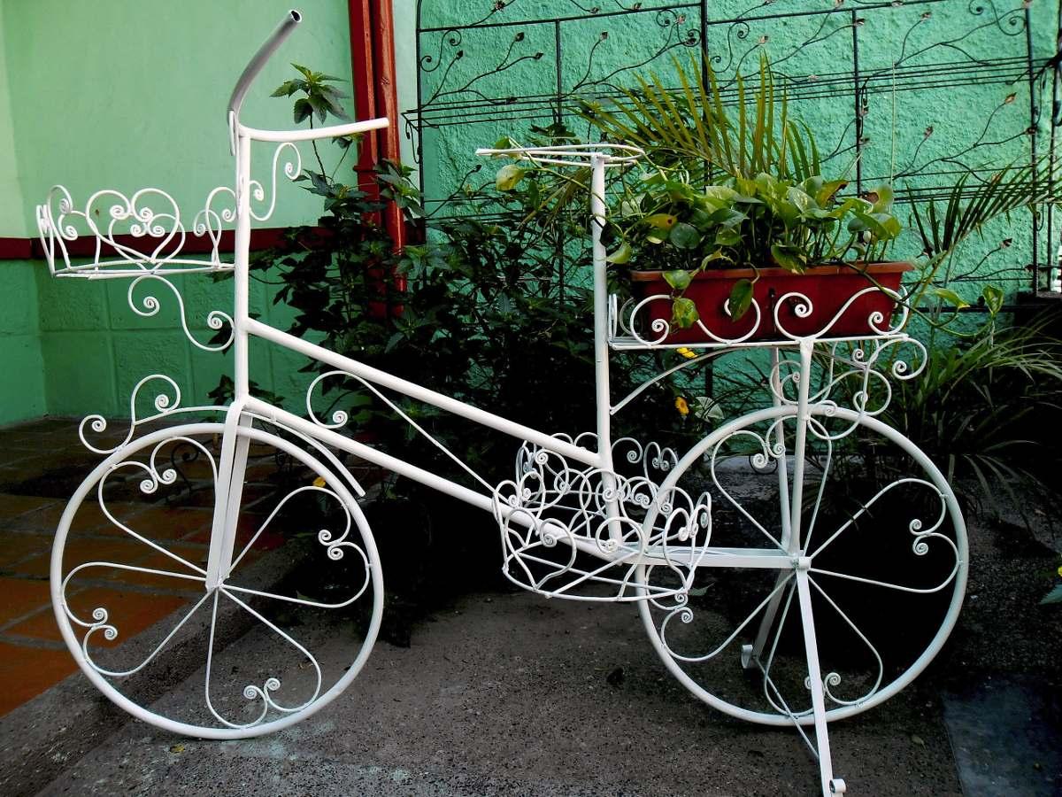 Bicicleta en hierro forjado en mercado libre - Colgadores de hierro forjado ...