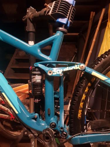 bicicleta endurofelt