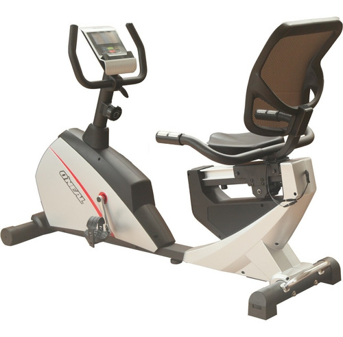 bicicleta ergométrica horizontal magnética semi profissional