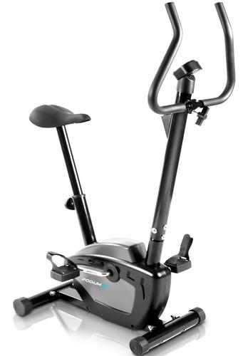bicicleta ergométrica podiumfit v50 silenciosa control carga