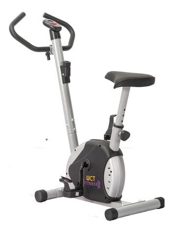 bicicleta ergométrica vertical de exercícios ginastica wct