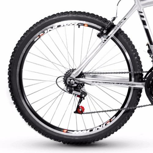 bicicleta essencial masculina aro 26 freio vbrake 21 marchas