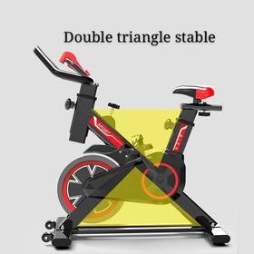 Bicicleta Estacionaria Con Pantalla Lcd Volante 10k Giratori