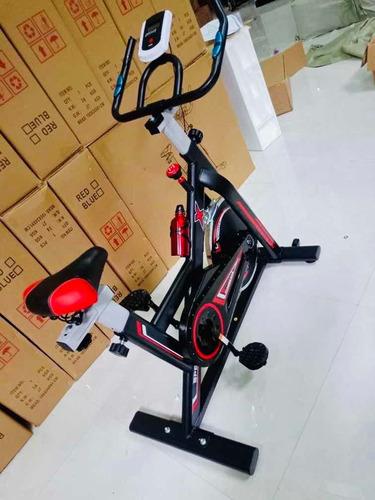 bicicleta estacionaria de spinning