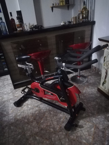 bicicleta estacionaria oxford