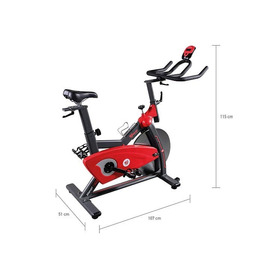 Bicicleta Estacionaria Spinning Oxford  + Contador Digital
