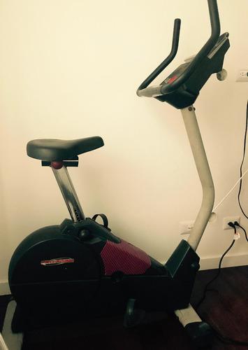 bicicleta  estatica automatica pro form