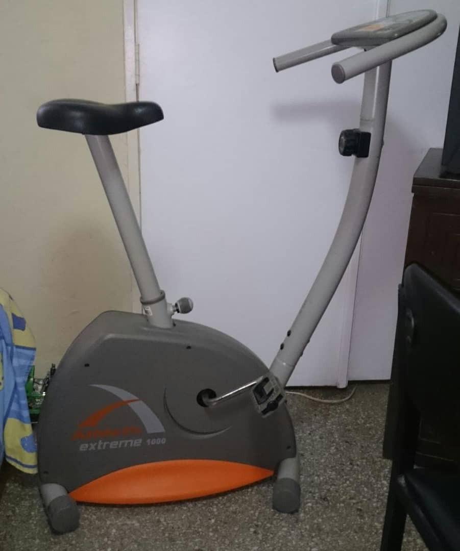 Bicicleta Estatica De Ejercicios Athletic Extreme 1000 - Bs. 148.000 ... e9c195493728e