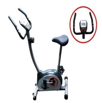 bicicleta estatica incluye panel digital ejercicio gym hogar