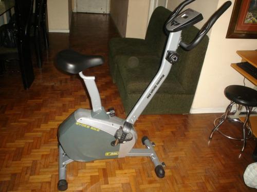 bicicleta estatica magnetica life gear