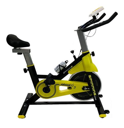bicicleta estatica spinning spinbike speed q3 corleone 18 kg