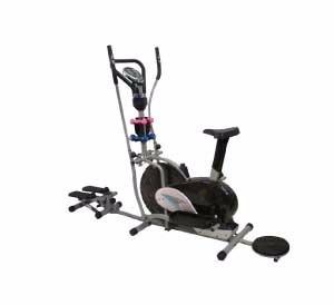 bicicleta estatica tipo orbitreck 5 en 1 eliptica inc. iva