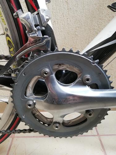 bicicleta f. carbón