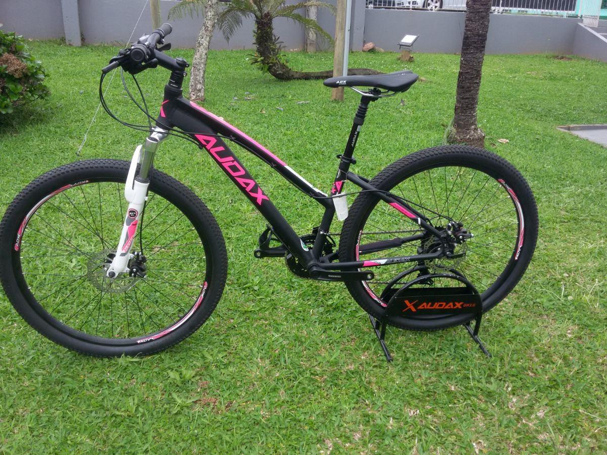 2ec557f8d bicicleta fem audax havok fx aro 27.5 preta. Carregando zoom.