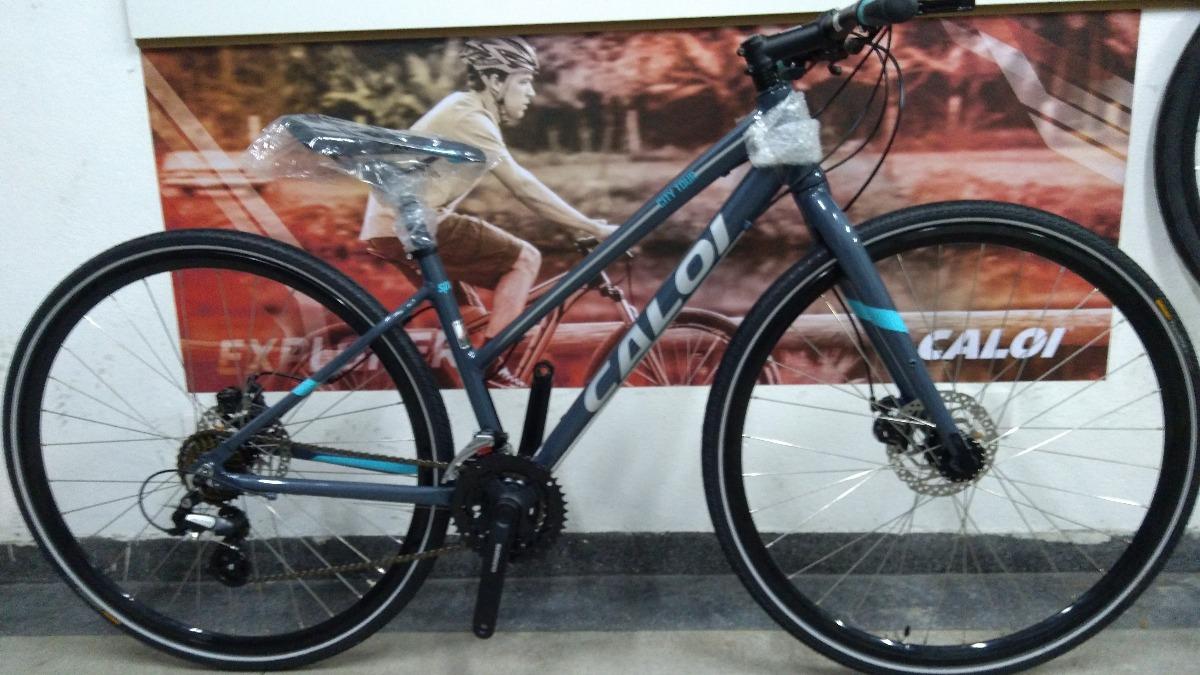 01dbb7ca8 bicicleta feminina caloi city tour sport m aro 700 2018. Carregando zoom.