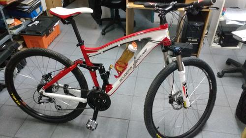 bicicleta ferrari mountain bike 27.5