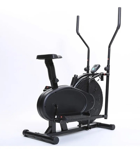 bicicleta fija + eliptico tipo escalador