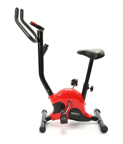 bicicleta fija femmto bici gimnasia ejercicio casa fitness