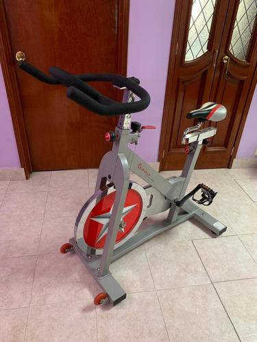 bicicleta fija fitness