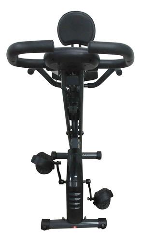 bicicleta fija horizonta tijera athletic monitor reforzada