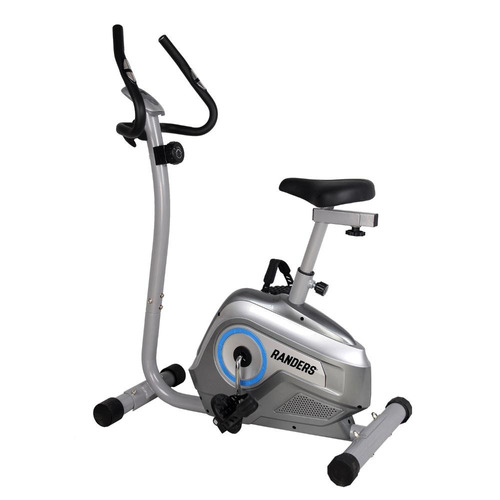 bicicleta fija magnetica arg-157 randers 8 niveles tension