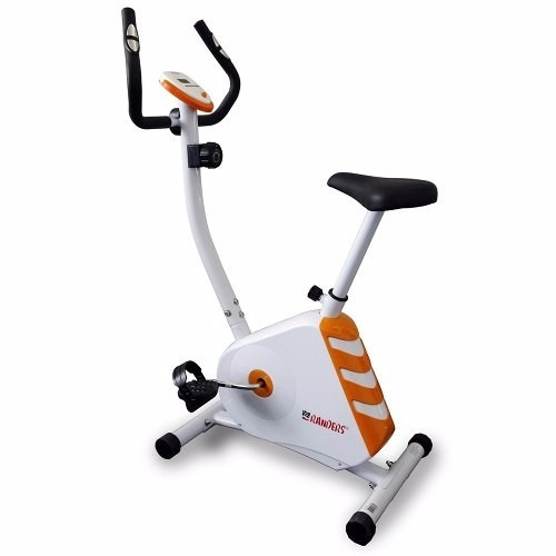 bicicleta fija magnética randers arg142 hand pulse 8 niveles