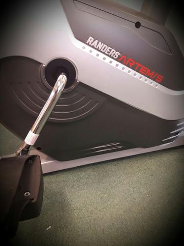 bicicleta fija randers arg-137 magnética promo envío gratis