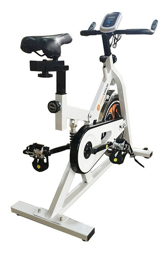 bicicleta fija spinning av1102 ajustable pulso reforzada new