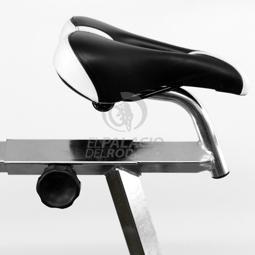 bicicleta fija spinning homefit 22 kg indoor prof f1
