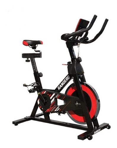 bicicleta fija spinning randers arg-880