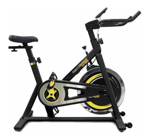 bicicleta fija spinning sport element sp120