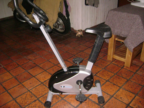 bicicleta fija top fitness