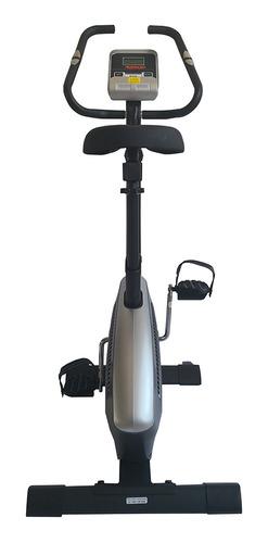 bicicleta fija vertical athletic 500bv asiento ajustable