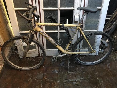 bicicleta fiorenza montanbike con suspencion