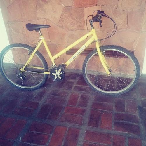 bicicleta fiorenza rodado 26 mountain bicke 16 camb usada