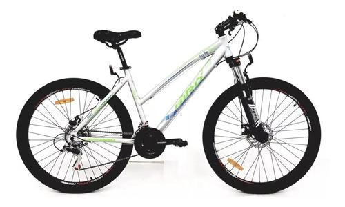 bicicleta fire bird mtb lady alum 21 vel rod 27 disco envio