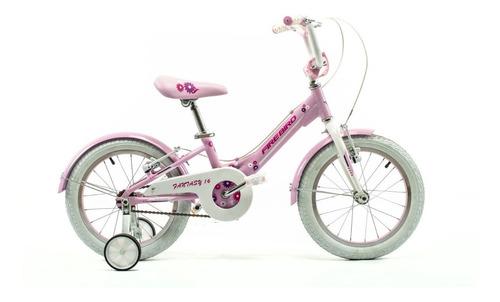 bicicleta firebird fantasy y racer nena nena rod 16 aluminio