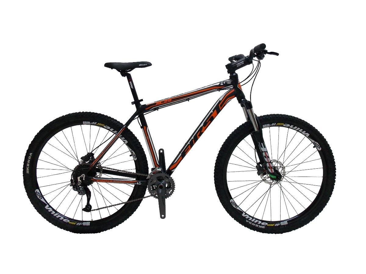 bicicleta first xc mtb aro 29 freio disco hidráulico 24v. Carregando zoom. 5561a80351288