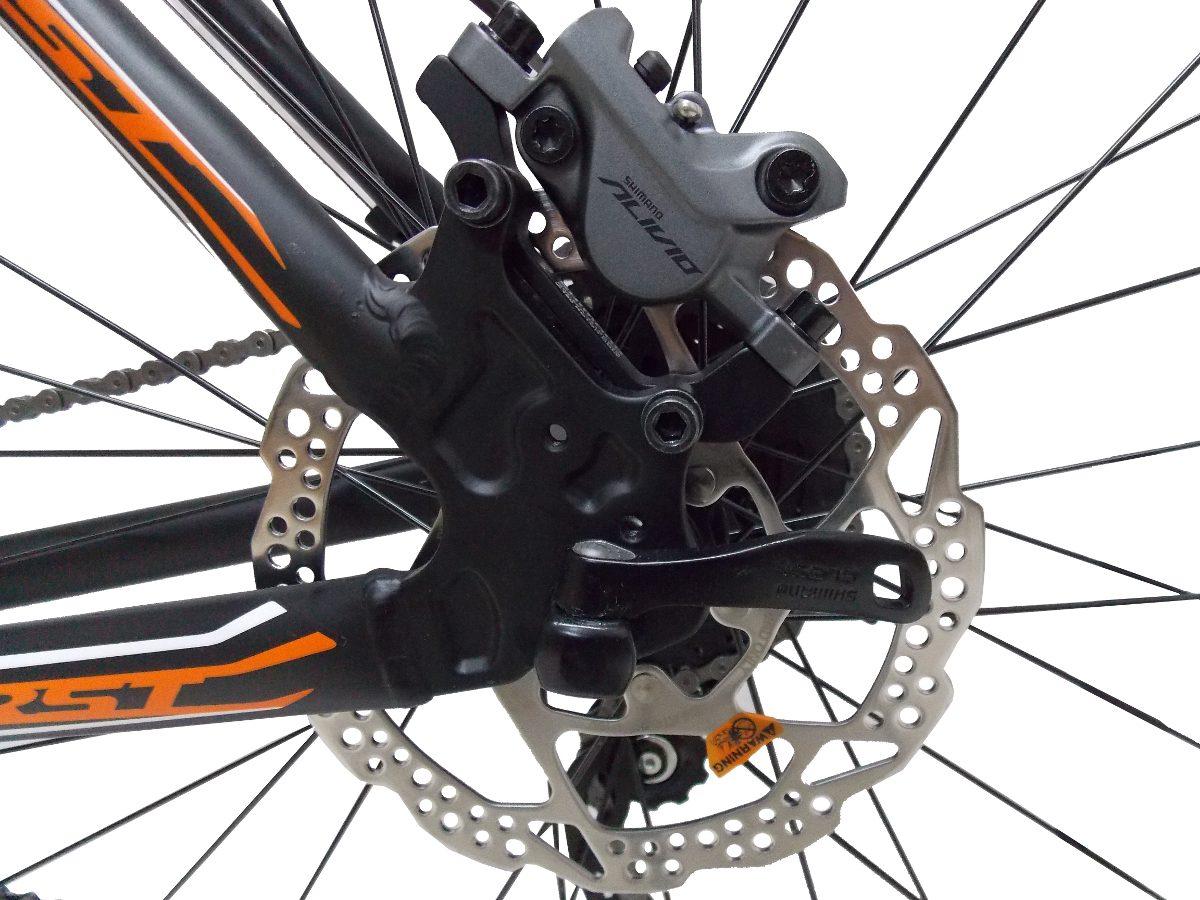 Bicicleta First Xc Mtb Aro 29 Freio Disco Hidr 225 Ulico 24v