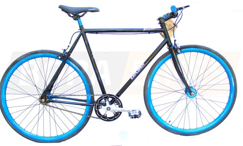 bicicleta fixie 28 single speed hombre urbana carrera