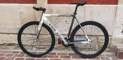 bicicleta fixie cinelli mash parallax