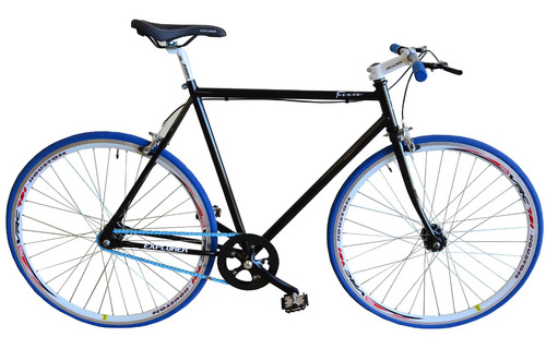 bicicleta fixie, fixed explorer urbana rod 28 colores