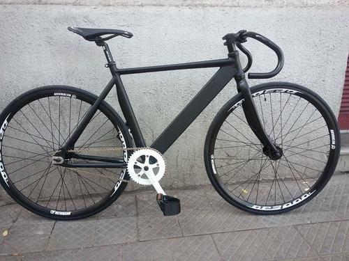 bicicleta fixie modelo visp